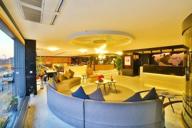 فندق ايبيس اسطنبول شيشلي