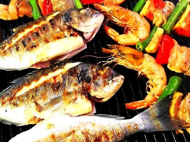 مطاعم السمك في فلوريا اسطنبول