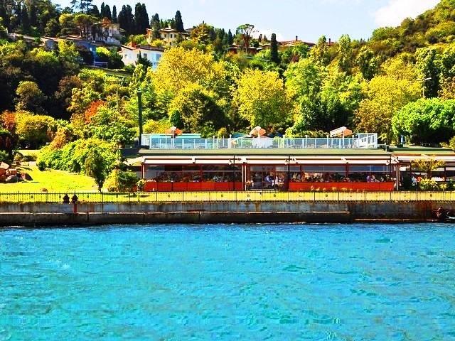 مطاعم سمك في اسطنبول على البحر