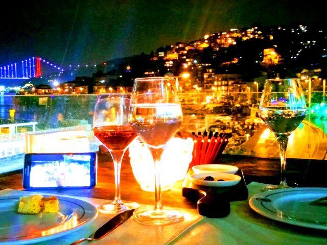 مطاعم السمك اسطنبول