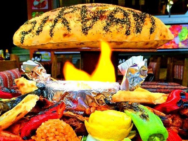 مطاعم شعبية في اسطنبول