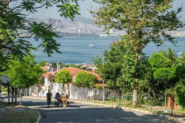 جزر في اسطنبول