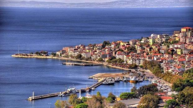 جزر اسطنبول السياحية