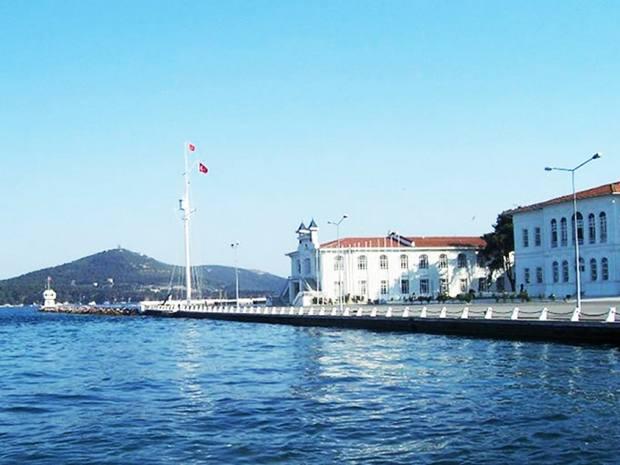 الجزر السياحية في اسطنبول