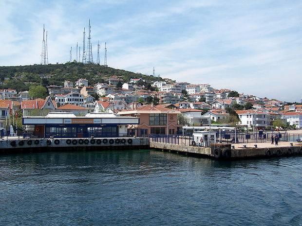 اجمل جزر اسطنبول