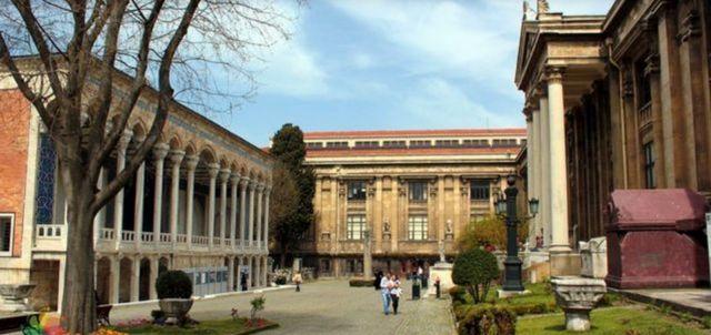 اقضل المتاحف في اسطنبول