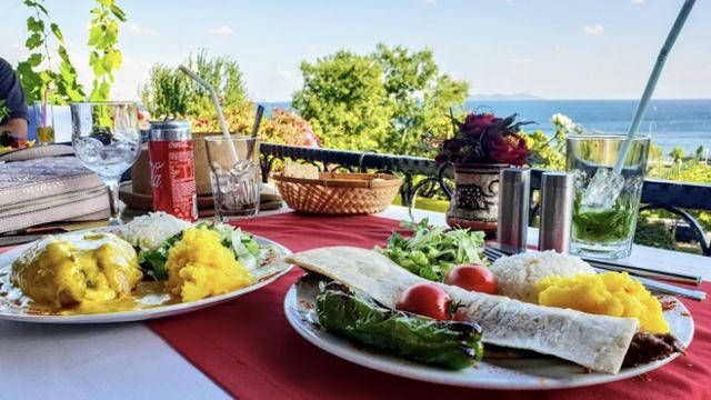 مطاعم البسفور في اسطنبول