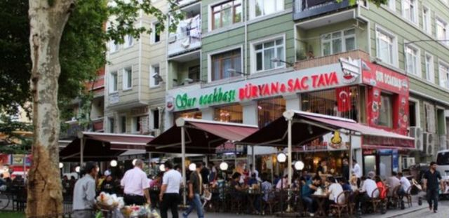 شوارع اسطنبول السياحية