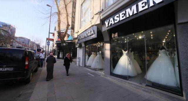 اهم الشوارع في اسطنبول