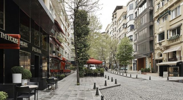 شوارع اسطنبول