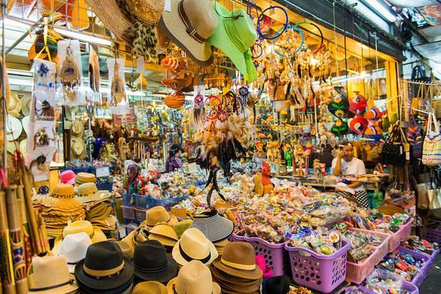 ارخص سوق في اسطنبول