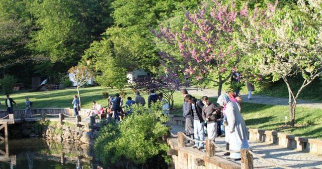 حدائق في اسطنبول