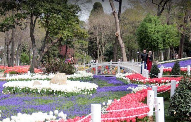 اجمل حدائق اسطنبول