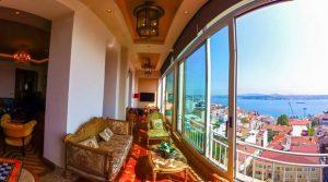 شقق فندقية اسطنبول على البحر