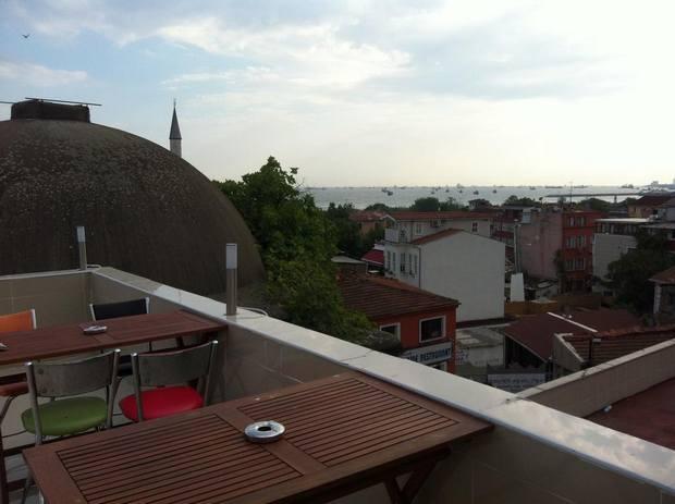 شقق فندقية ياسطنبول على البحر