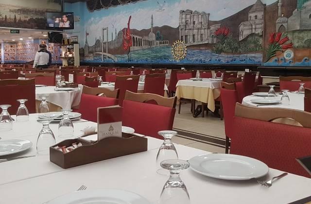 اشهر المطاعم في اسطنبول