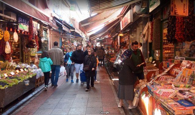 سوق كاديكوي اسطنبول