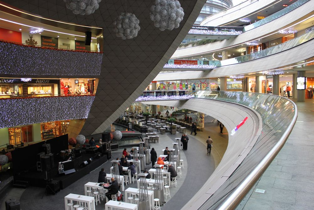 محلات كانيون مول اسطنبول