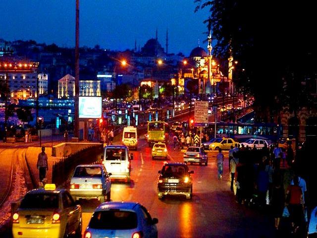 حي كاراكوي في اسطنبول