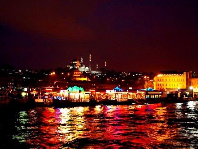 كاراكوي في اسطنبول
