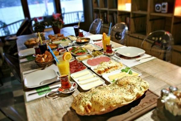مطعم لقمة اسطنبول البسفور