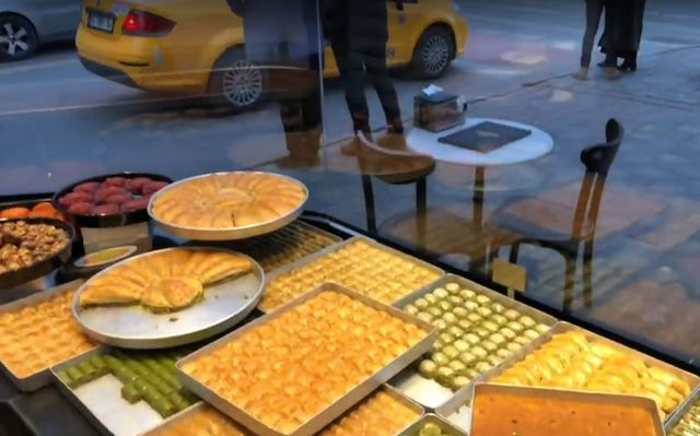 سوق محمود باشا باسطنبول