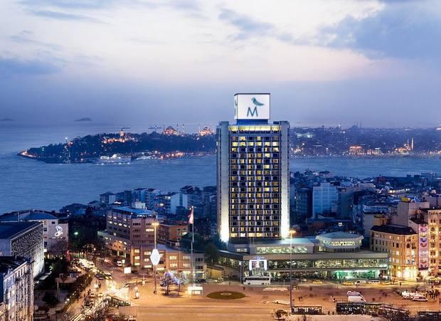 فندق مرمرة اسطنبول