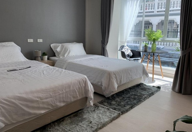شقق فندقيه في بانكوك قريبه من شارع العرب