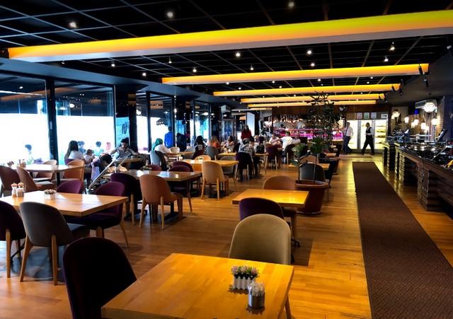 افخم المطاعم في اسطنبول
