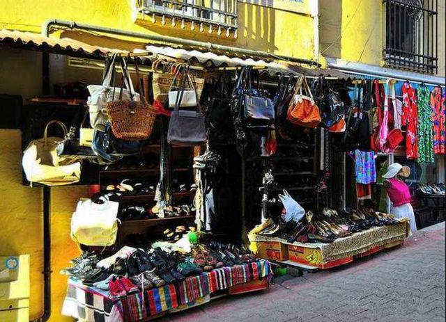 سوق عثمان بيه في اسطنبول