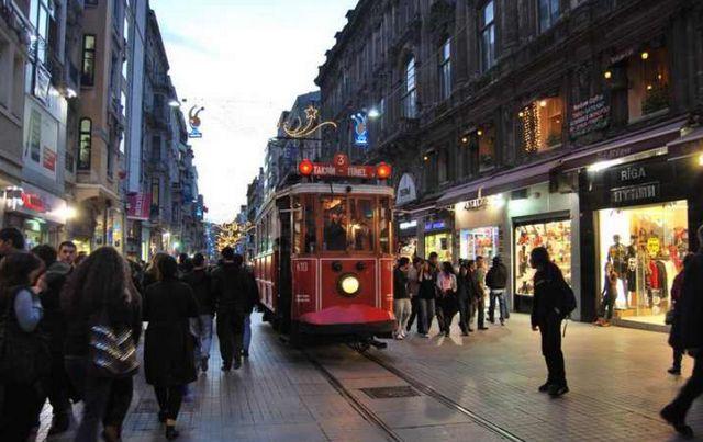 سوق عثمان بيه اسطنبول