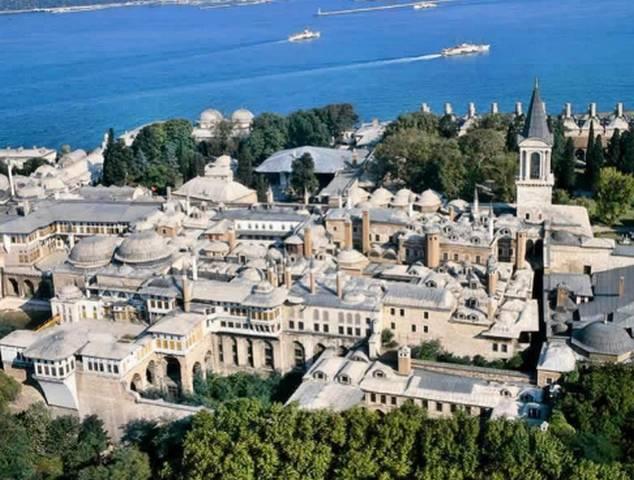 قصر حريم السلطان اسطنبول