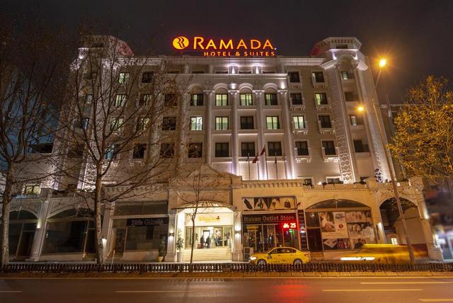 فندق رمادا مارتر اسطنبول