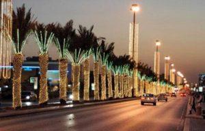 افضل شوارع الرياض