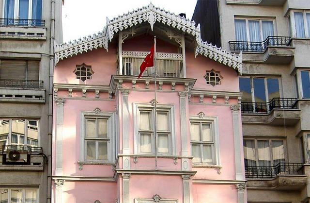 شارع شيشلي في اسطنبول