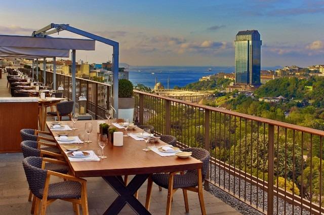 مطاعم في نيشانتاشي اسطنبول