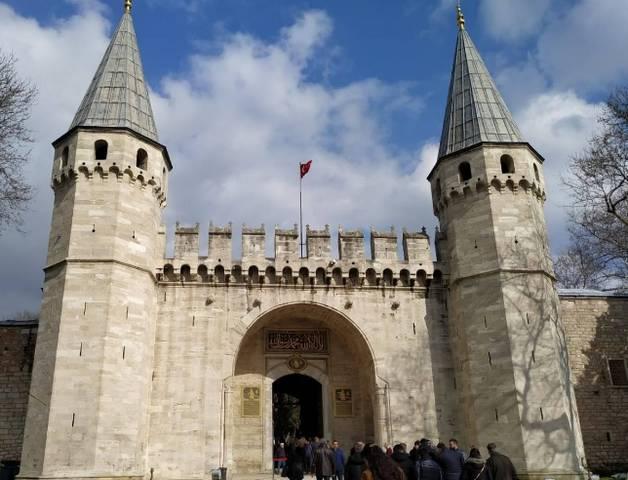 منطقة سلطان احمد اسطنبول