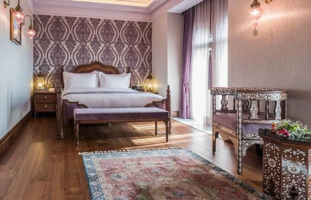 فنادق 5 نجوم في اسطنبول السلطان احمد