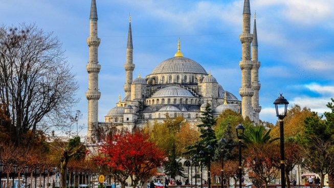 مناطق في اسطنبول