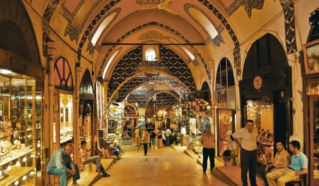 ساحة السلطان احمد اسطنبول