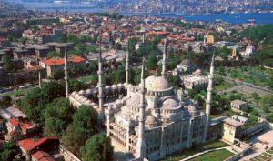 فندق في السلطان احمد قريب من المترو