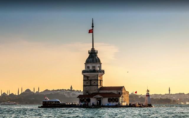 معالم اسطنبول