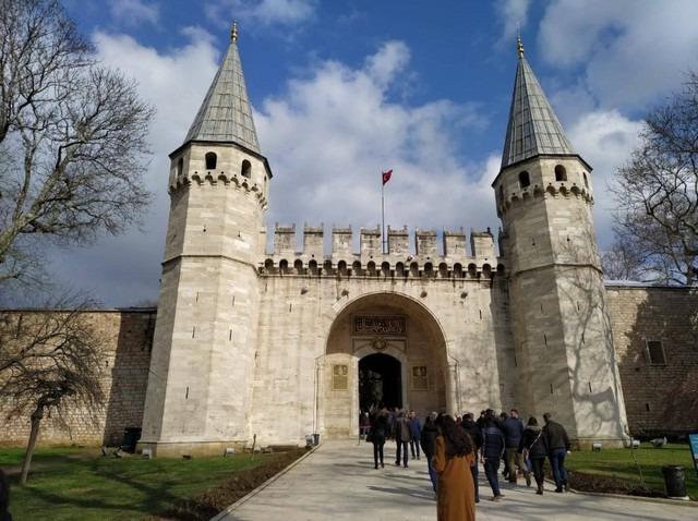 معالم اسطنبول السياحية