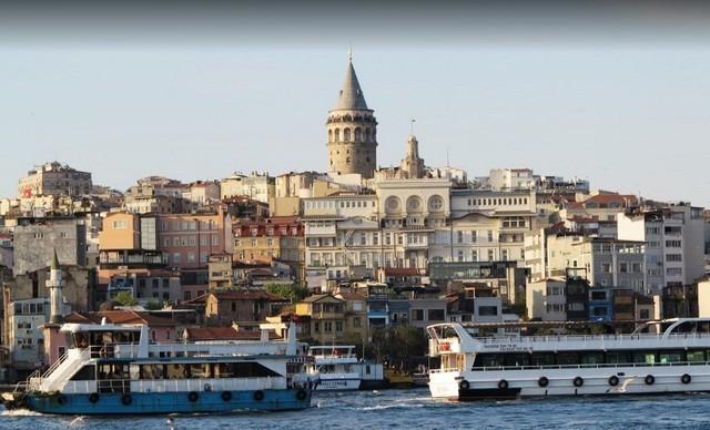 المعالم السياحية في اسطنبول
