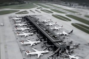 مطار زيورخ الدولي