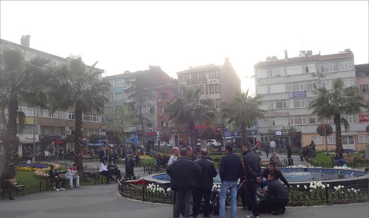 أشهر المناطق في اسطنبول