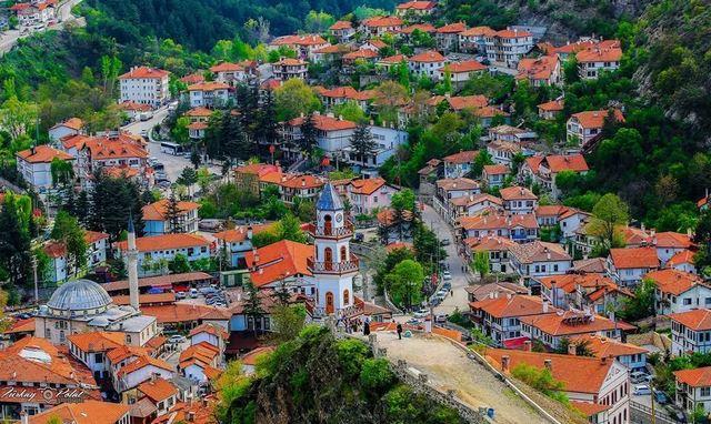 اجمل المدن التركية القريبة من اسطنبول
