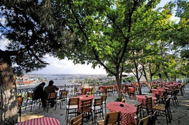 التلفريك في اسطنبول