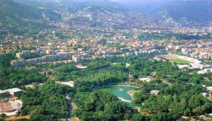المسافة بين اسطنبول وبورصة