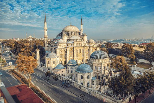 اشهر المناطق في اسطنبول
